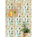 In my kitchen – wall mural collection by Ingela P Arrhenius