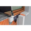 WIMOUNT - Energieffektivt montagesystem för fönster- och dörrmontage