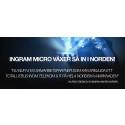Ingram Micro expanderar i Norden