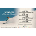 Burton Mountain Festival - Program & aktiviteter 2017