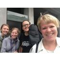 Ansgarskolen besøker Kristiansand fengsel
