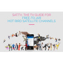 New app launched by Eutelsat and Wiztivi to transform navigation of free satellite TV channels for millions of HOT BIRD viewers