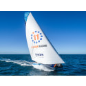 Bluewater renar dricks vattnet till Volvo Ocean Race seglingsteamet Vestas 11th Hour Racing