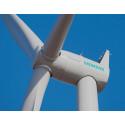 Siemens levererar vindkraftverk till landbaserad vindkraftpark i Norge