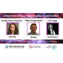 """Pitching companies at """"Entrepreneurship & Value Creation in Life Science"""" 22/5 during #gbgtechweek"""