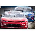 V8 Thunder Cars-premiär på Vårracet med mästarduell