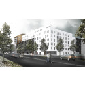 Midroc säljer hyresrättsfastighet i Hyllie, Malmö