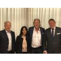 Amasten förvärvar i Sundsvall – Nordier Property Advisors rådgivare