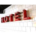 Nytt hotell i Ängelholm gav GPA möjlighet att leverera brett!