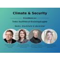 Byt inte ett importberoende mot ett annat! Så här får du ny energi i miljö- och klimatarbetet med hjälp av säkerhetspolitik!