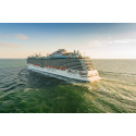 First cruise ship on her way – start of new record-breaking season