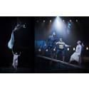 Nypremiär för Folkoperans och Cirkus Cirkörs publiksuccé Satyagraha 6 april