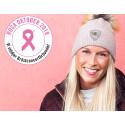 Scorettgruppen skänker pengar till förmån åt Bröstcancerförbundet