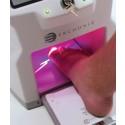 Nagelsvamp och Lunula lasersystem uppmärksammas i USA.