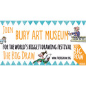 The Big Draw at Bury Art Museum