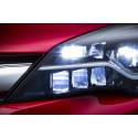 Den ljusnande framtid är vår: Nya Opel Astra får intelligenta superstrålkastare