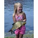 Tjejmete är en av många lokala aktiviteter Sportfiskarna stöttar