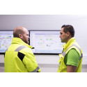 Lidlin ja Schneider Electricin yhteistyön tuloksena hiilineutraali jakelukeskus