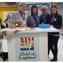 """Gold of Lapland """"säljer"""" natur, norrsken och ren luft på resemässa i Utrecht!"""