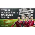 Danske Spil: Schmeichel bliver Oddset Årets Spiller