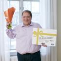 Ove från Strömstad vann 1 miljon på lott från Miljonlotteriet!!