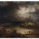 Skräckromantikens landskap. Från Marcus Larson till Goth
