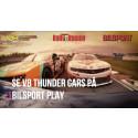 Bilsport och Bilsport Rally & Racing  blir mediepartners till V8 Thunder Cars