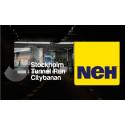 NeH blir ny samarbetspartner till Stockholm Tunnel Run Citybanan 2017