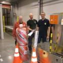 Parocs fabrik i Hällekis fortsatt olycksfri – hela organisationen arbetar för säkerhet