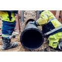 Rätt kompetensmix och samarbetsmodell gav lyckat projekt när Simrishamn förnyade viktig råvattenledning