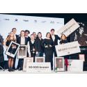 Ento Foder en av vinnarna i The Brewhouse Award!