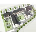 ABK bygger 96 nya hyresrätter i Hammar, Kristianstad
