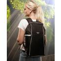 Twinsafe stöldskyddad ryggsäck