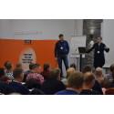 Nya ellagstiftningen och SSG 4500 i centrum på SSG Elansvarsträff