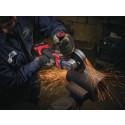 Milwaukee M18 FUEL™ lanserar världens första batteridrivna vinkelslip med motorbroms.