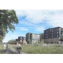 Atmosfärhus bygger 136 nya hyresbostäder i Kungälv