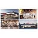 Idag öppnar Max sin tredje restaurang i Gävle