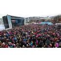 Tidenes Vinterlyd i Bergen!