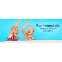 Svømmeskole i sommerferien