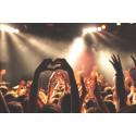 Scandic och Live Nation samarbetar för att erbjuda unika musikupplevelser