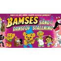 Två slutsålda föreställningar med Bamse och hans vänner