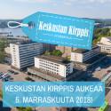 Uusi Kirpputori avataan Jyväskylän keskustaan 5. marraskuuta 2018!