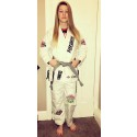Top ranked UKBJJA junior athlete is on her way to America for the Pan Kids Jiu-Jitsu IBJJF Championship