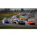 V8 Thunder Cars pumpar musklerna inför Power Meet på Ljungbyhed