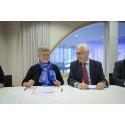 Nytt avtal för hållbarhet