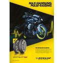 Dunlop SportSmart2 Max – testene viser betydelige fremskritt i ytelse, grep og håndtering.