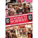 One Direction åpner butikken 1D World i Oslo