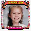 """Miley Cyrus - """"Younger Now"""" singelomslag"""
