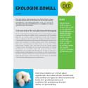 Ekologisk bomull