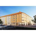 Klartecken för byggstart för Brf Rynningeåsen i Örebro